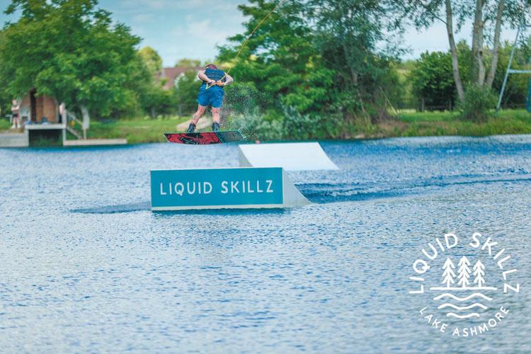 Liquid skillz