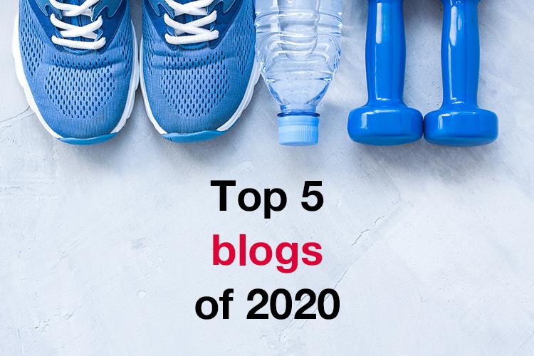 Top 5 blogs 2020