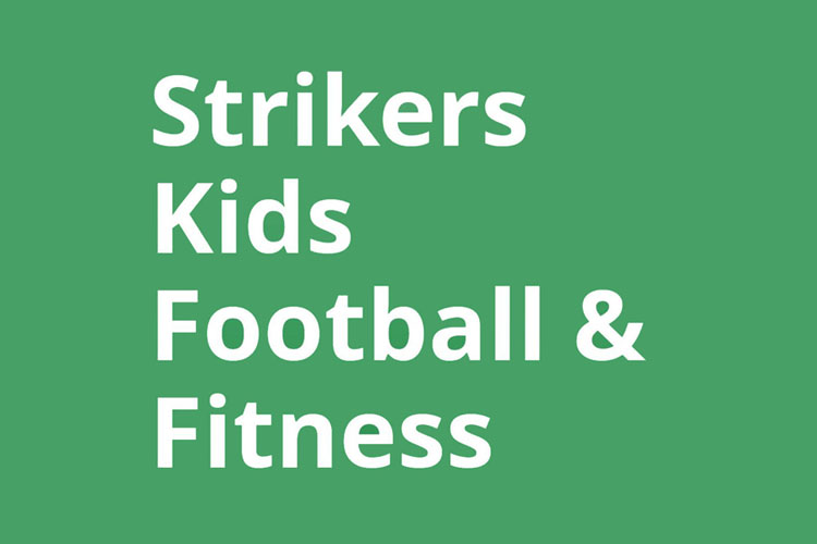 Strikers kids football and fitness